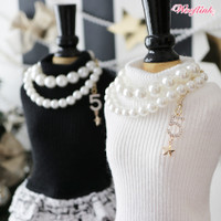 Wooflink Pearl Necklace