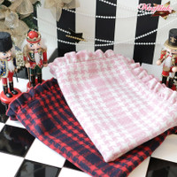 Wooflink Holiday Mood Blanket