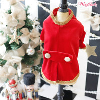 Wooflink Winter Holiday Prince Coat