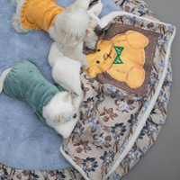 Louisdog Honey Bear Blanket