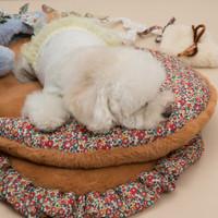 Louisdog Moon Pillow