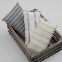Louisdog Candybar Lace Pillow