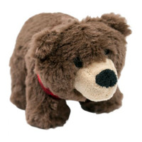 Baby Bear Toy with Squeaker