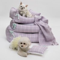 Louisdog Lavender Boom Bed