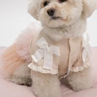 Louisdog Organic et Silk Cardigan