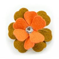 Susan Lanci Wendy Flower Hair Bow