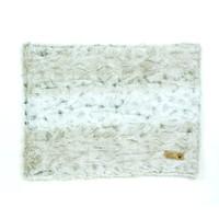 Susan Lanci Snow Leopard Pet Blanket