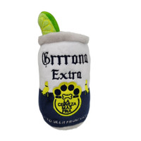 Grrrona Mexican Beer Can Toy