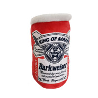 Barkweiser Beer Can Toy