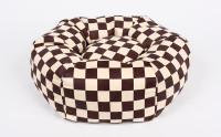 Susan Lanci Windsor Check Round Bed