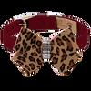 Burgundy - Cheetah