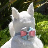 Susan Lanci Julia Pinwheel Bow Collar