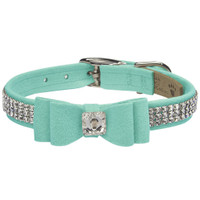 Susan Lanci Big Bow 3 Row Giltmore Collar