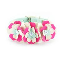 Susan Lanci Blossom Flower Collar