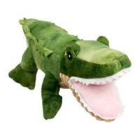 Plush Gator Crunch Toy