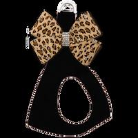 Black w/ Cheetah Bow