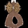 Fawn w/ Cheetah Bow