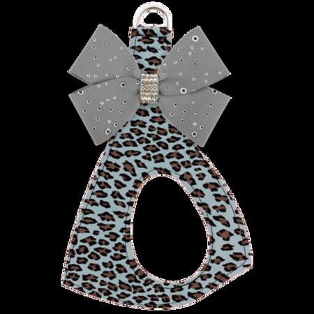 Tiffi Cheetah w/ Platinum Bow