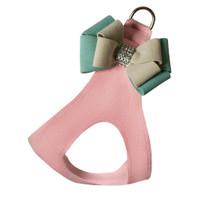 Susan Lanci Double Nouveau Bow Step In Harness