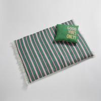 Louisdog Linen Stripes Rug