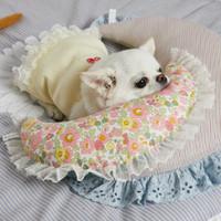 Louisdog Summer Moon Pillow