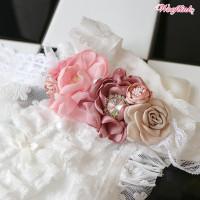 Wooflink Flower Garden Necklace
