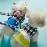 Louisdog Checkerboard Harness Set