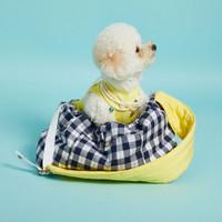 Louisdog Checkerboard Sling Bag