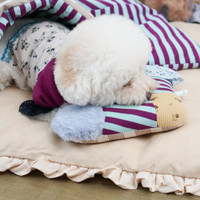 Louisdog Lost Sock Pillow