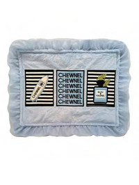 Chewnel Border Puppy Bleu Perfume Dog Mat