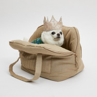 Louisdog Flat White Around Bag