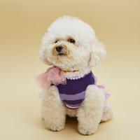 Louisdog Raschel Lace Tomboy Sweater