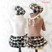 Wooflink Grace 2 Layered Skirt