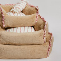 Louisdog Smile Fur Boom Bed