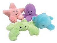 Sea Creatures Mini Plushies