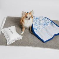 Louisdog Fuzzy Fur Rug