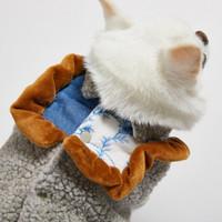 Louisdog Bohemian Fur Coat