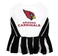 Arizona Cardinals Cheerleader Dog Dress