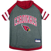 Arizona Cardinals Hoody Dog Tee