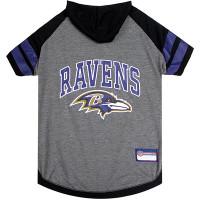 Baltimore Ravens Hoody Dog Tee