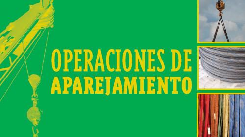 OPERACIONES DE APAREJAMIENTO