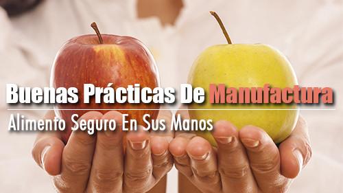 Buenas Prácticas de Manufactura: Alimento Seguro en sus Manos