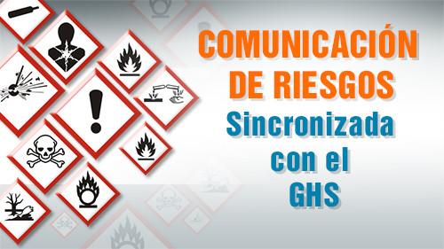 Comunicación de Riesgos Sincronizada con el GHS