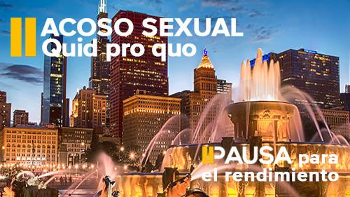 Acoso Sexual: Quid Pro Quo