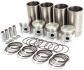 Ford 134 Gas Sleeve & Piston Kit for 4 Cylinders