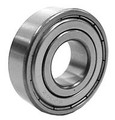 New 203 BALL BEARING-METAL SHIELDED 203SS 6203ZZ