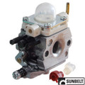 Zama Complete Carburetor Assembly C1M-K37D