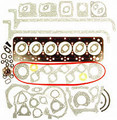 Fiat  Engine Gasket Kit w/o Seals 6 Cylinder 1930278