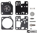 Zama Carburetor Rebuild Kit RB123