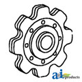 JD Combine  Idler Sprocket           Replaces Part Number AH103303